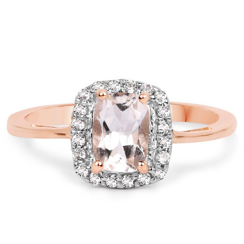 Sprawdź naszą kolekcję srebrnej biżuterii z morganitem
