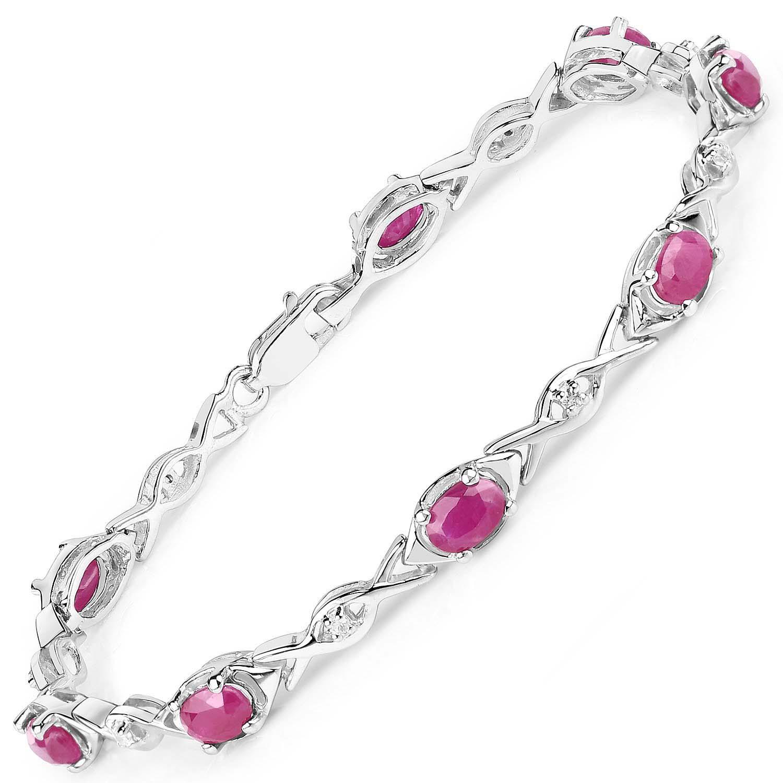 Sprawdź naszą kolekcję srebrenj biżuterii z rubinem