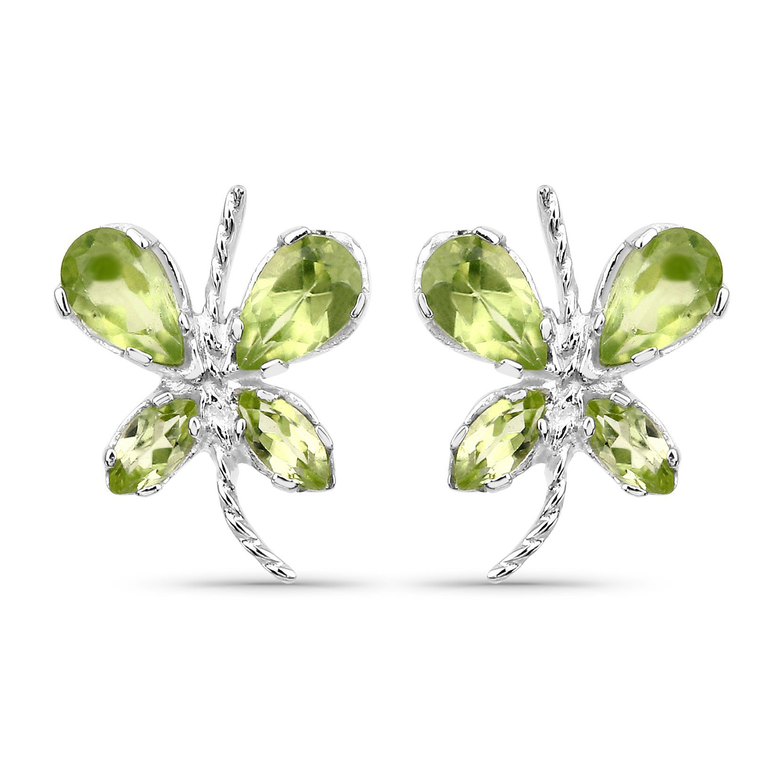 Sprawdź naszą kolekcję biżuterii srebrnej z perydotem