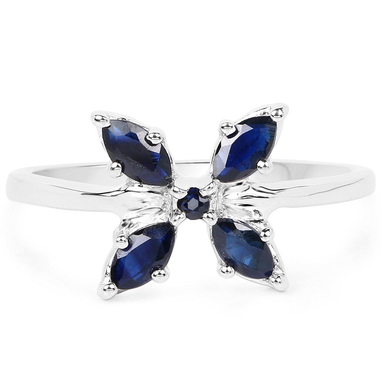 Sprawdź naszą kolekcję biżuterii srebrnej z szafirem
