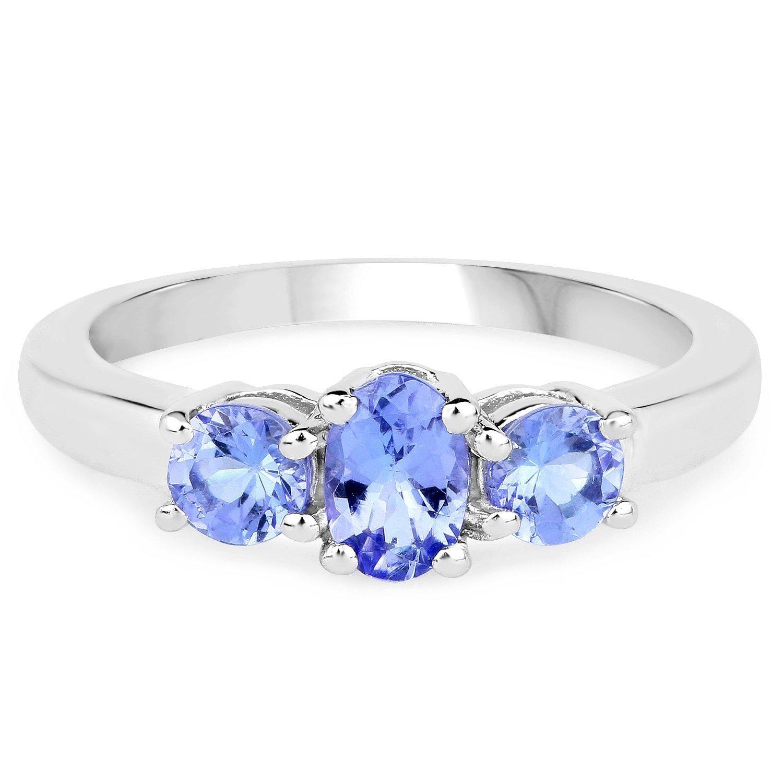 Sprawdź naszą kolekcję biżuterii srebrnej z tanzanitem