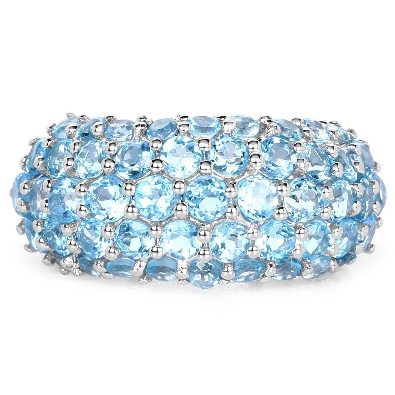 Sprawdź naszą kolekcję biżuterii srebrnej z topazem niebieskim
