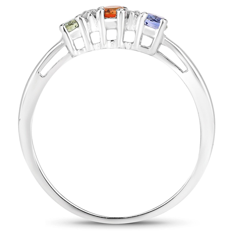 Sprawdź naszą kolekcję srebrnych pierścionków z szafirem