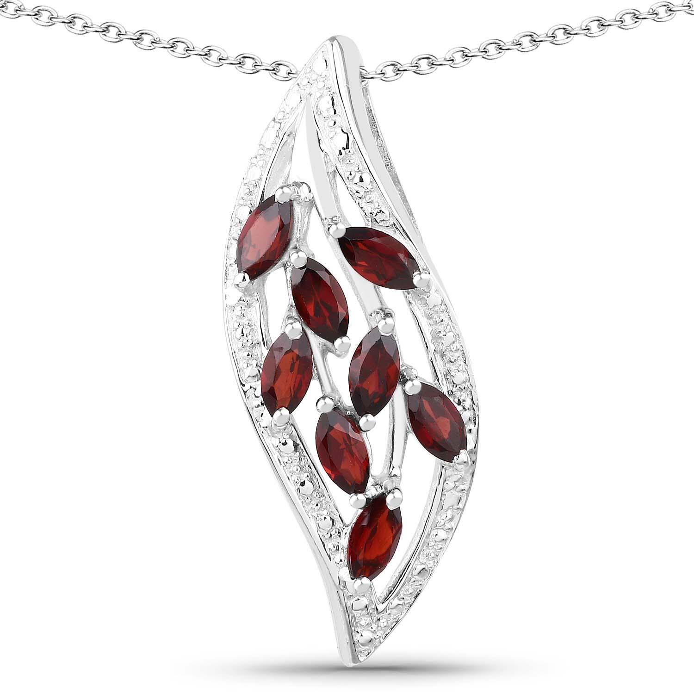 Sprawdź naszą kolekcję srebrnej biżuterii z granatem