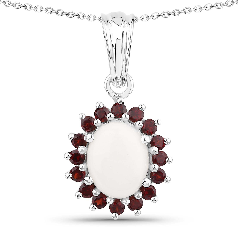Sprawdź naszą kolekcję biżuterii srebrnej z opalem
