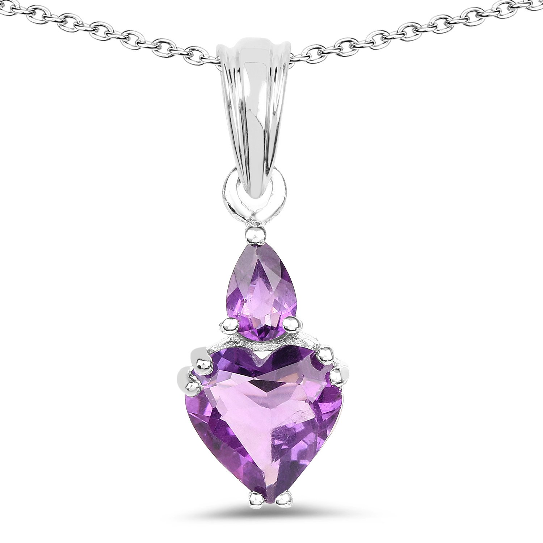 Sprawdź naszą kolekcję biżuterii srebrnej z ametystem